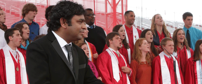 A.R.Rahman's Speech at Miami University Commencement , Spring ,2012